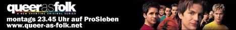 Queer as Folk, die Gay-Serie bei ProSieben